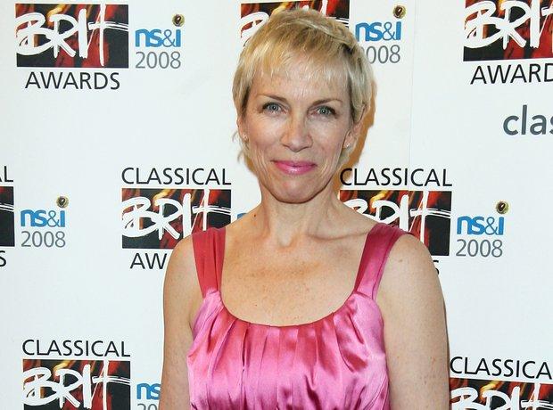 Annie Lennox at the Classical Brits 2008