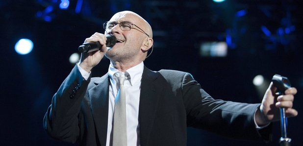 fotos phil collins