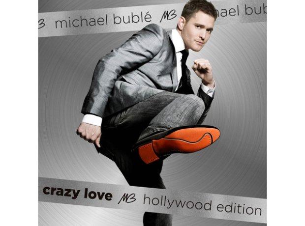 Michael Buble Crazy Love album sleeve