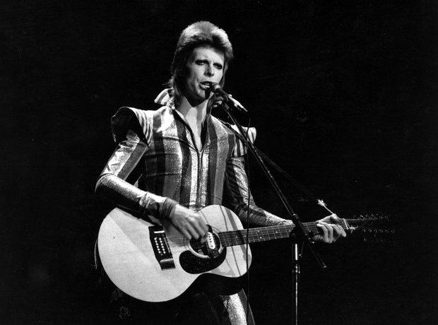 David Bowie Ziggy Stardust 1973