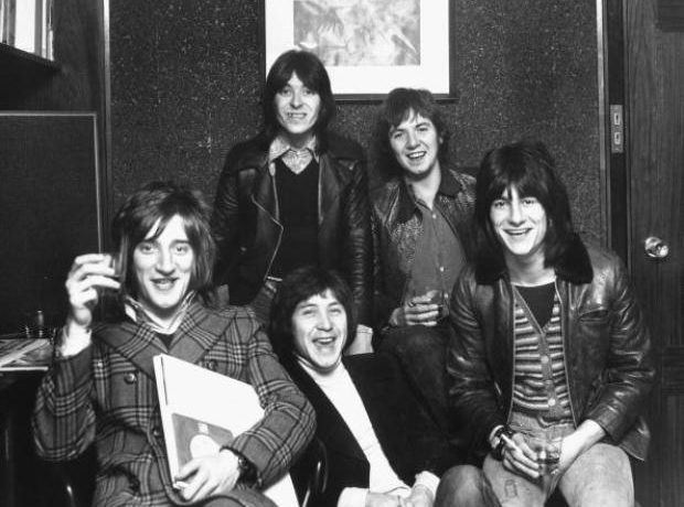 The Faces in 1974