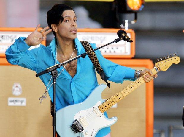 Prince the musician