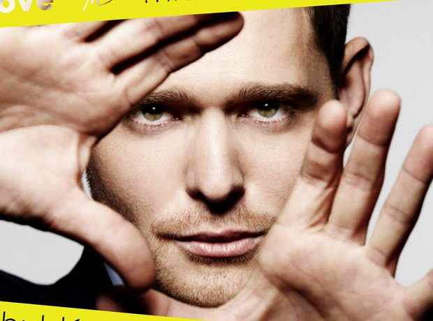 Michael Bublé Crazy Love Album Cover