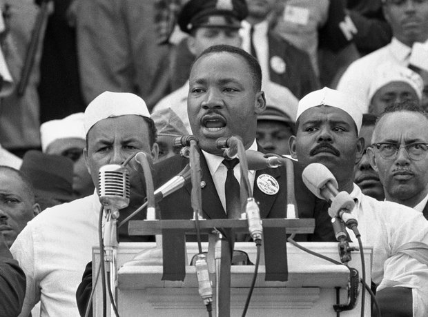 Martin Luther King's 'I Have A Dream' speech