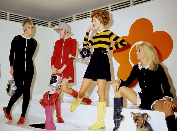 Models in the 1960s