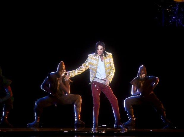 Michael Jackson Hologram