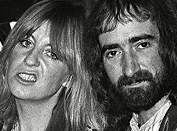 John and Christine McVie