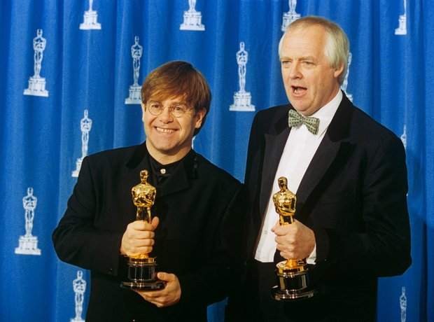 Elton John and Tim Rice
