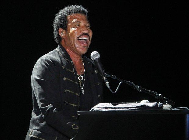 Lionel Richie in 2014