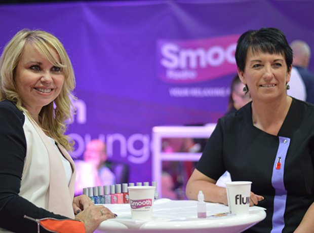 Smooth Radio at the Ideal Home Show