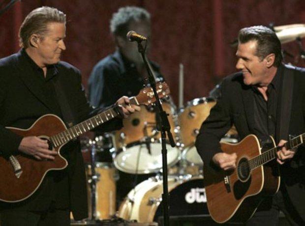 Don Henley and Glen Frey