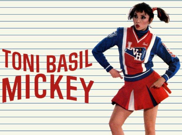 Toni Basil Mickey