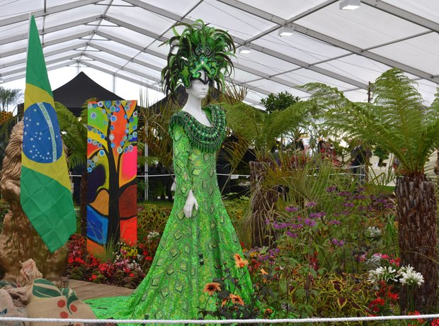 Southport Flower Show Celebrations