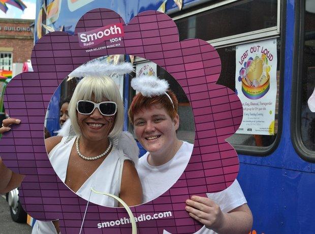 Smooth Radio at Manchester Pride