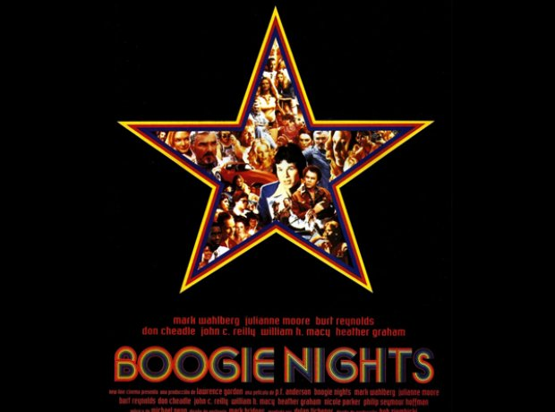Boogie Nights film poster