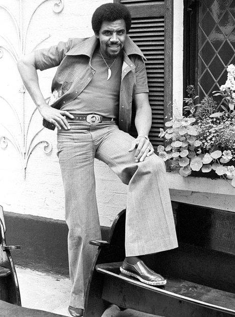 Jimmy Ruffin fashion