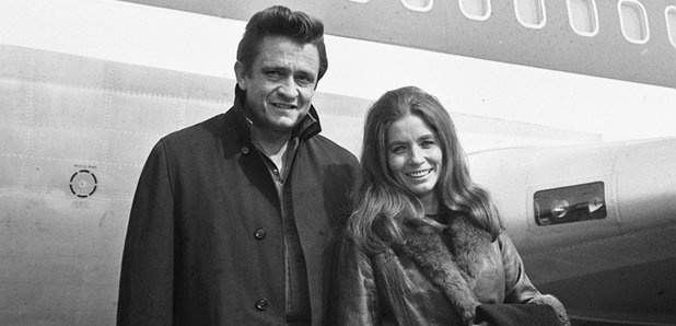 Johnny Cashs Message To Wife June Carter Voted Greatest Love Letter