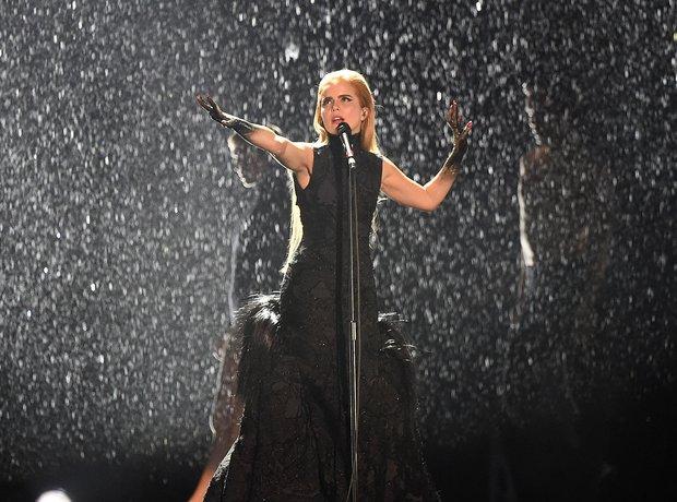 Paloma Faith BRIT Awards 2015 Performance