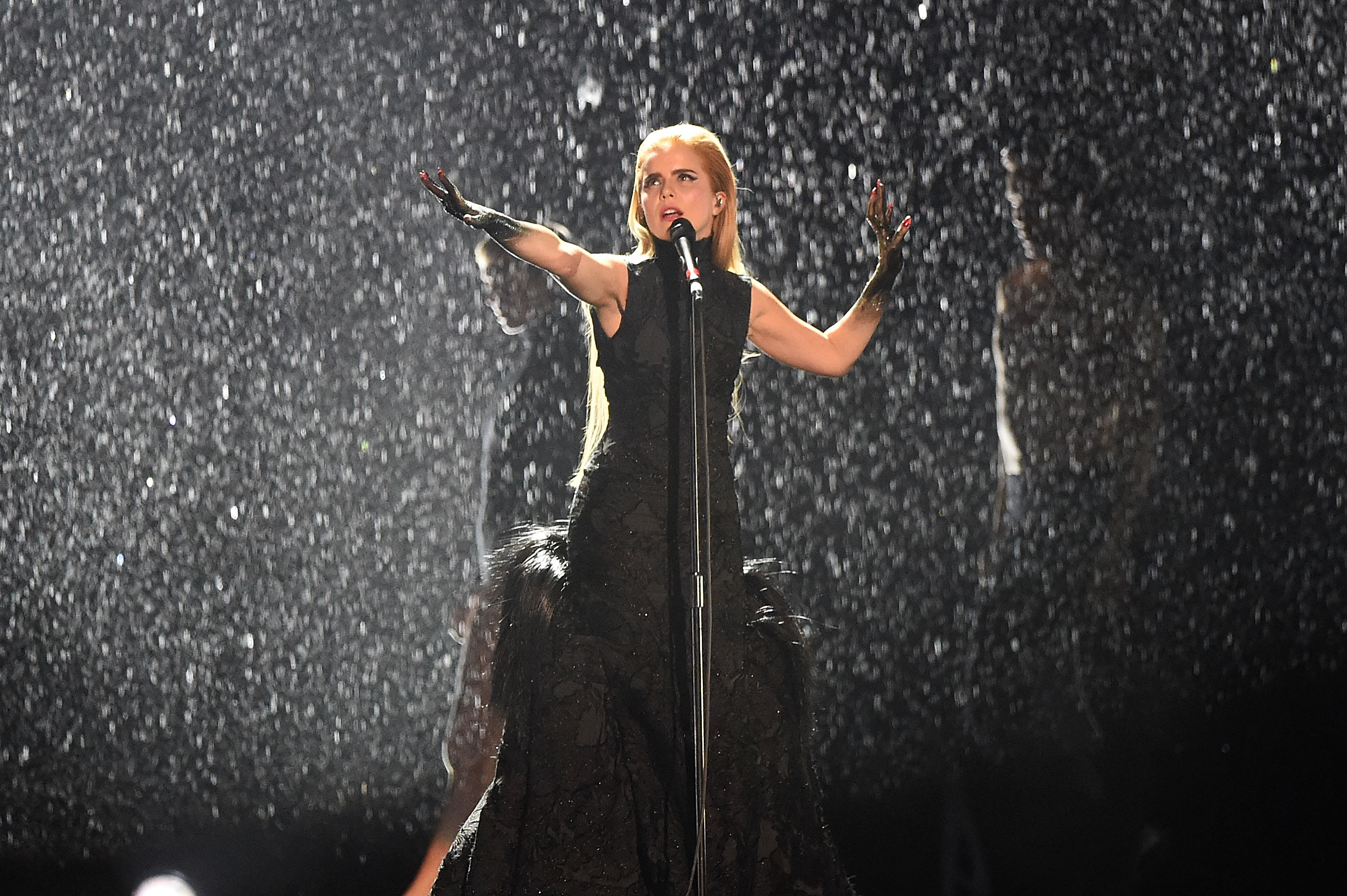 Paloma Faith BRIT Awards 2015 Performance