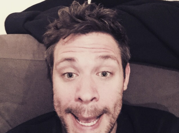 Will Young Selfie