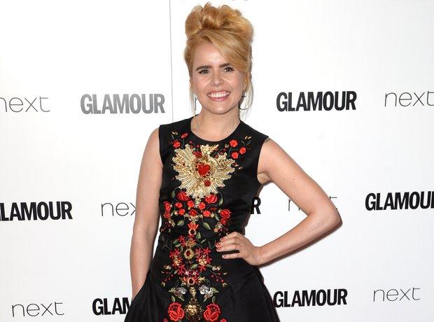 Paloma Faith Glamour Awards 2015