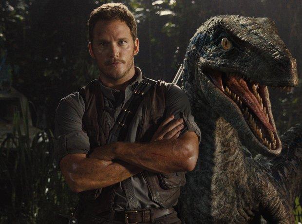 Jurassic World Film Still 2015
