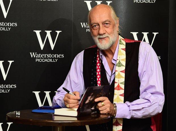 Mick Fleetwood Waterstones