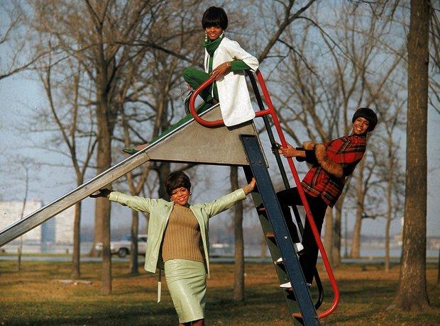 Supremes playground
