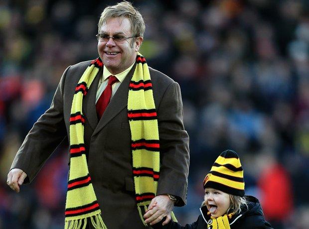 Elton John son