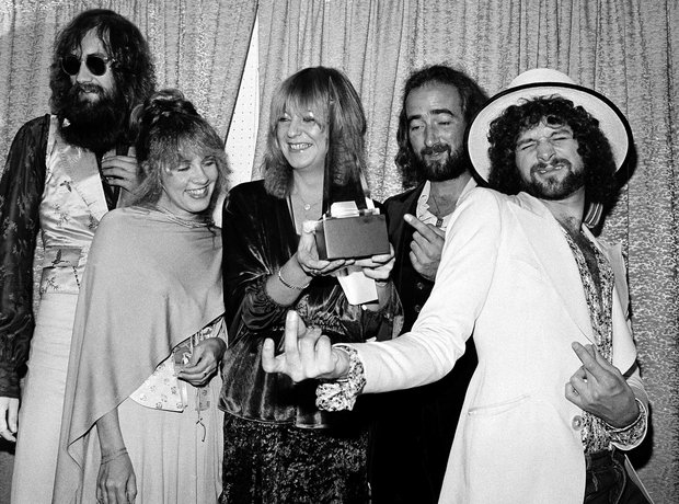 Fleetwood Mac rumours