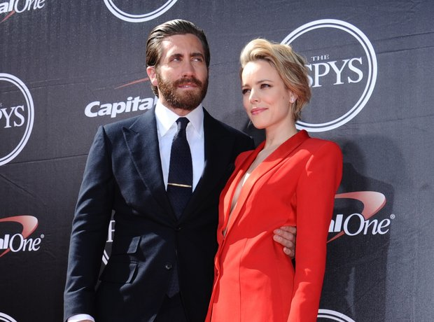 Jake Gyllenhaal & Rachel McAdams