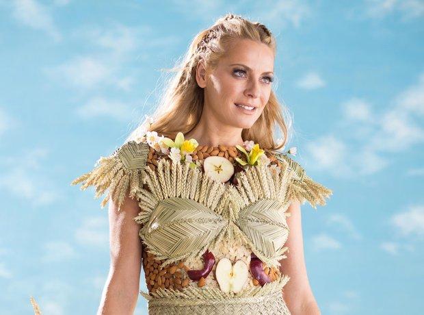 Tess Daly Special K dress