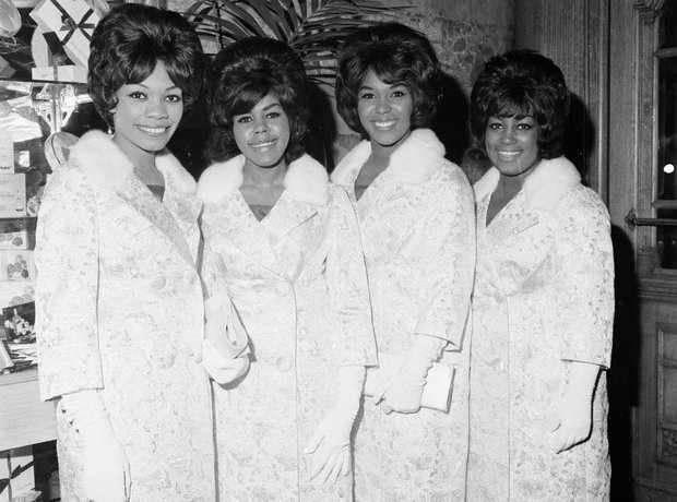 The Shirelles group shot