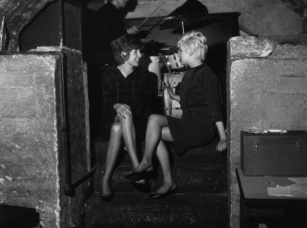 Cilla Black At The Cavern