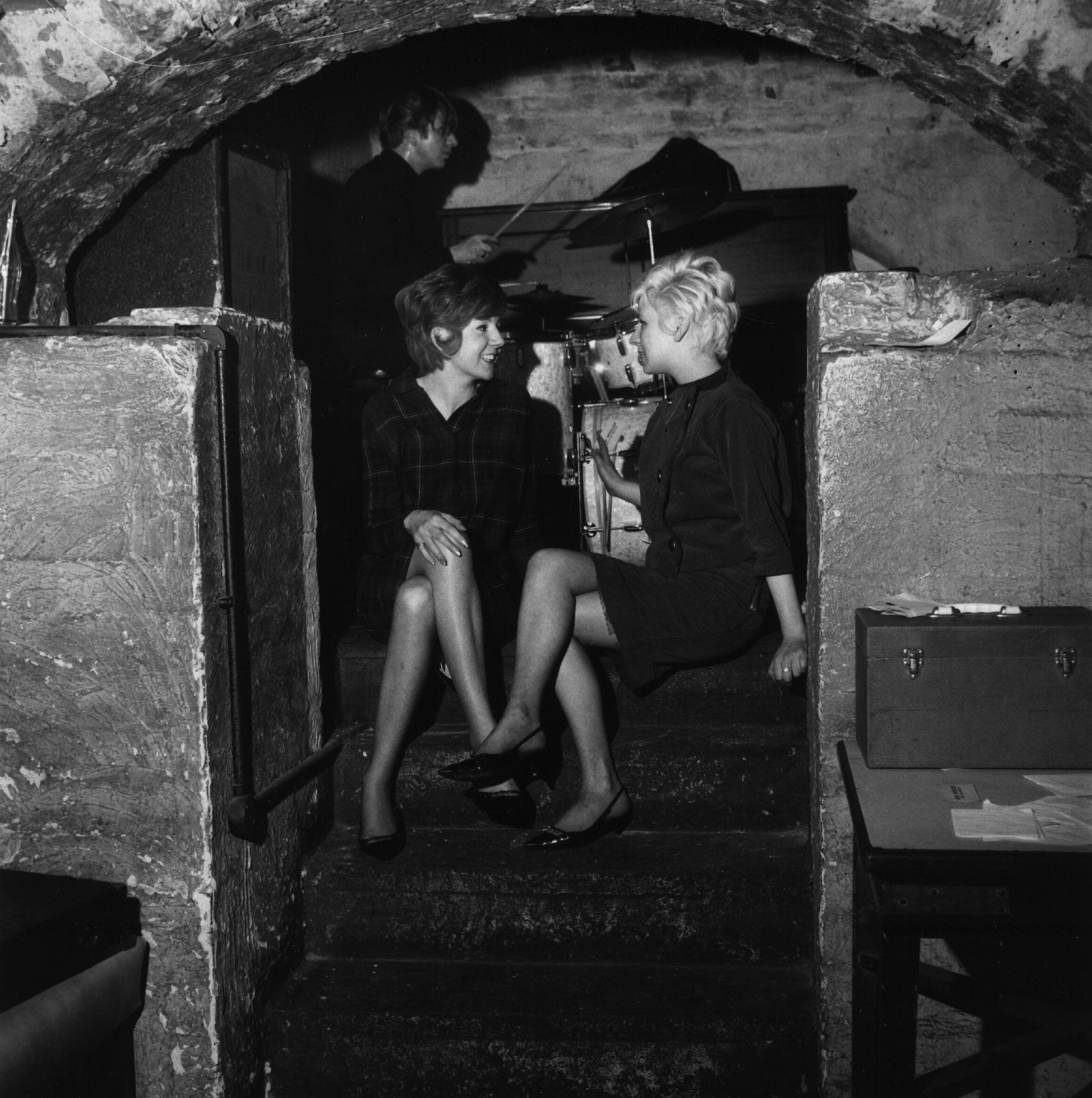 Cilla Black At The Cavern