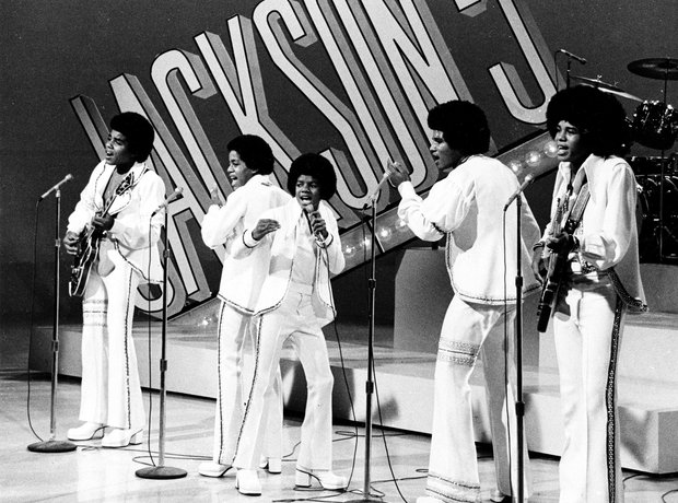 Michael Jackson and Jackson 5 TV Performance 1973