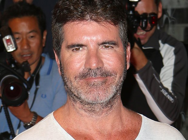 Simon Cowell at X Factor 2015 launch