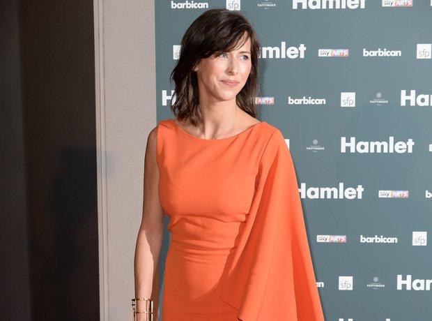 Benedict Cumberbatch's wife Sophie Hunter