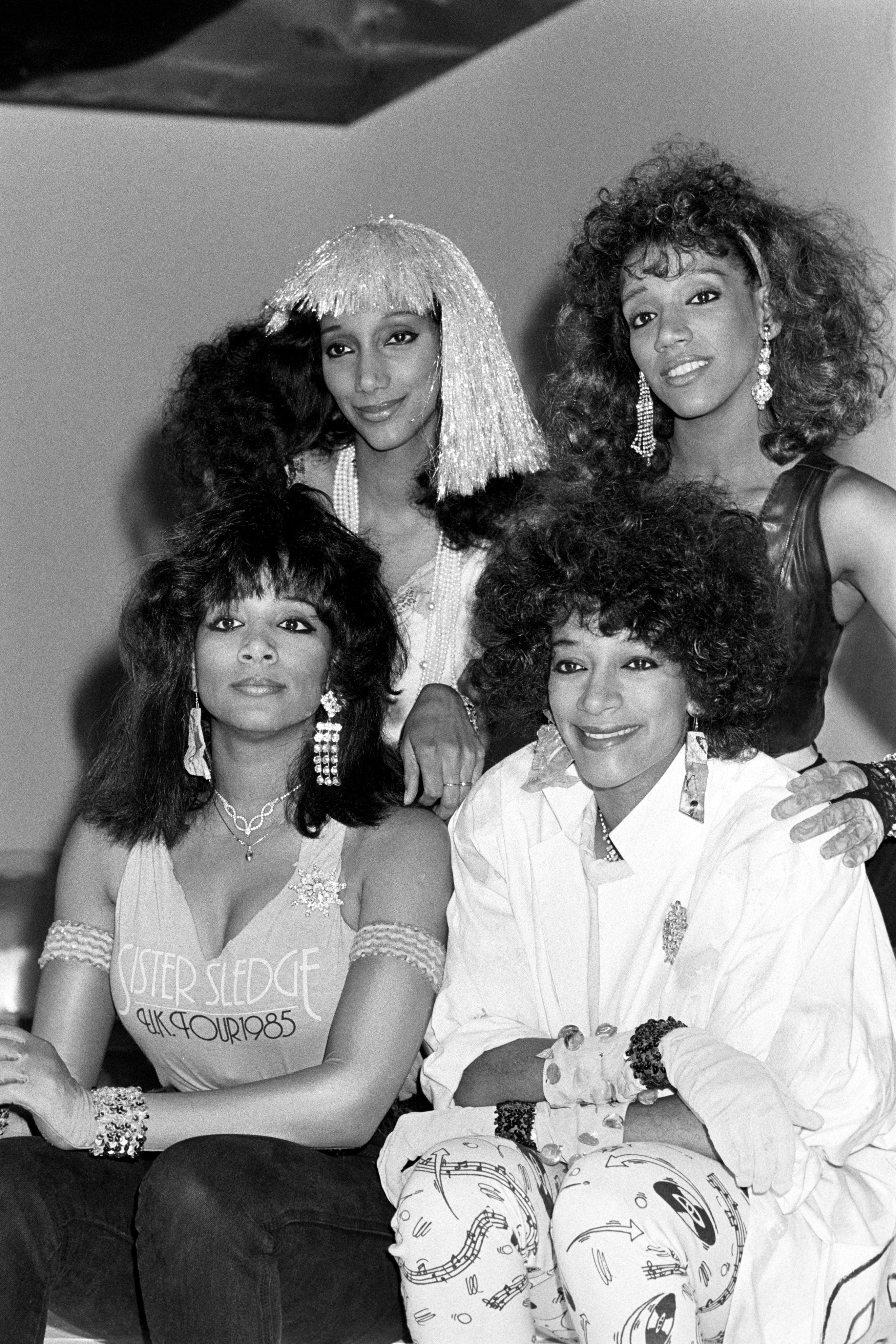 Sister Sledge 1985