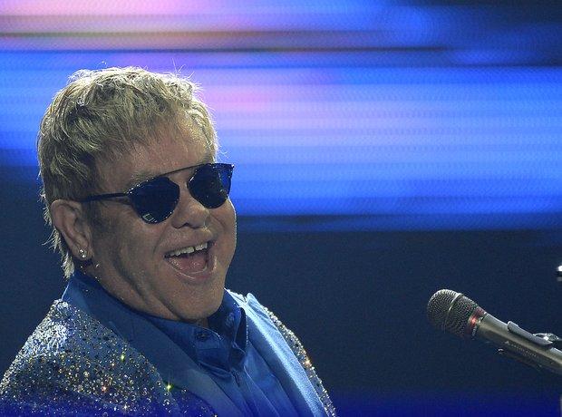 Elton John Rock In Rio