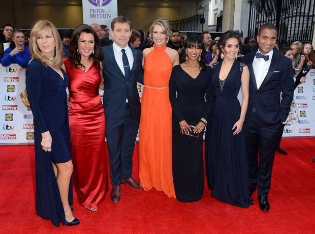 Pride of Britan Awards 2015