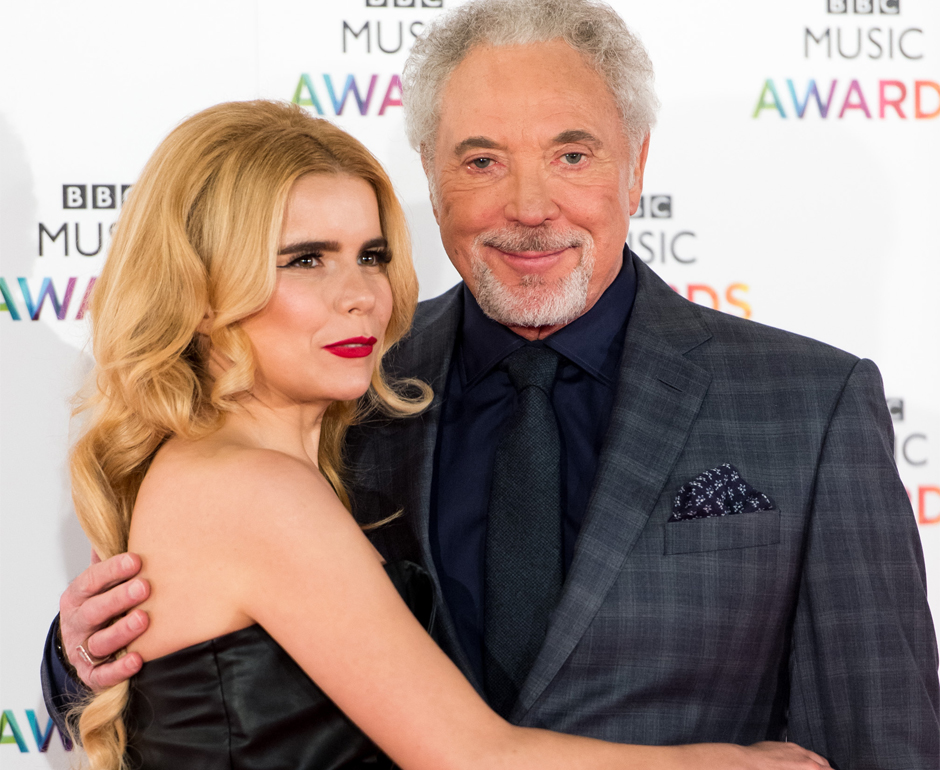 tom jones paloma faith