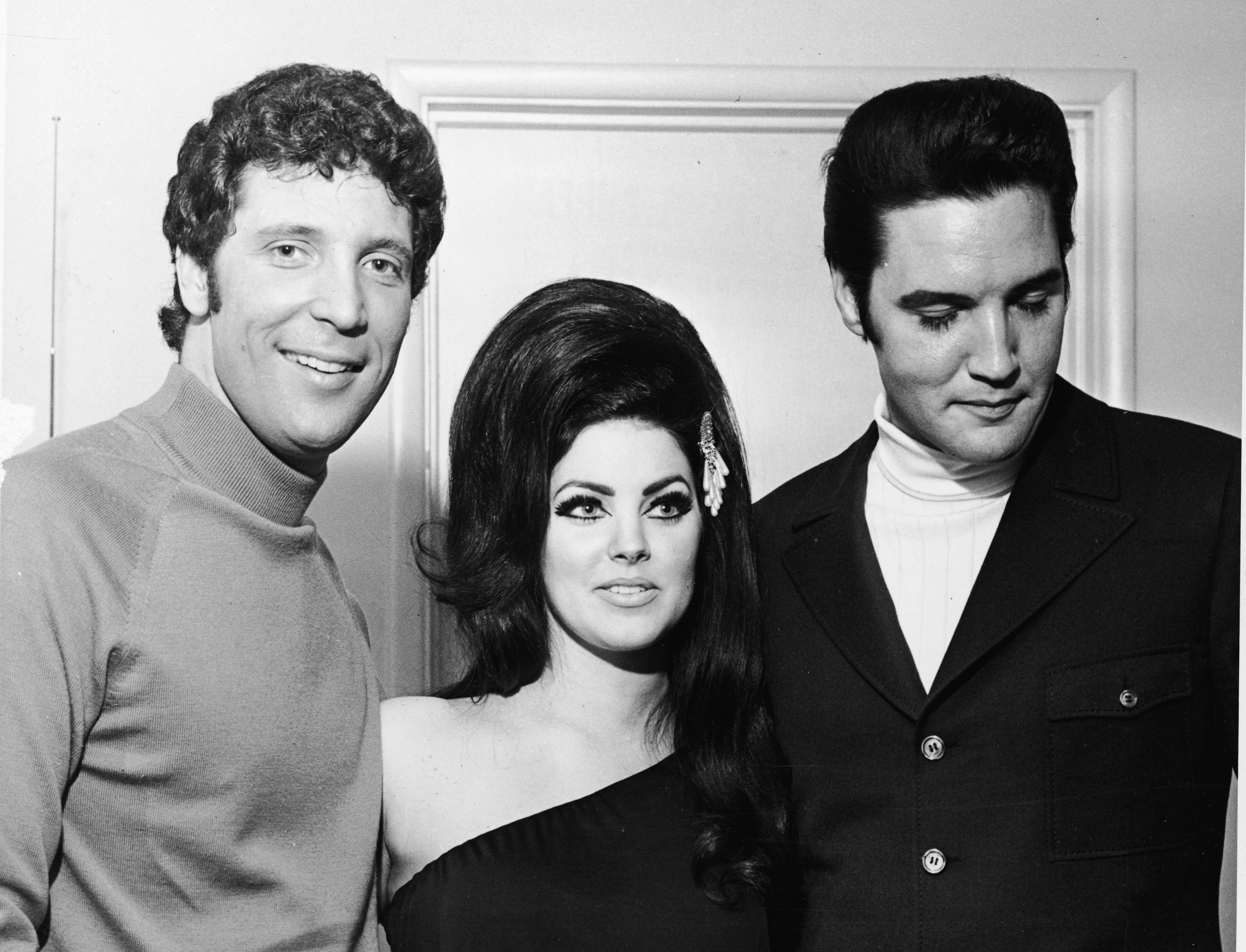 tom jones elvis priscilla presley
