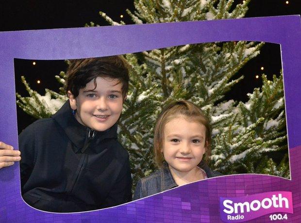 Smooth Radio at the Ski and Snowboard Show 2015