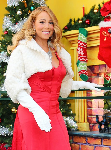 Mariah Carey Thanksgiving Parade