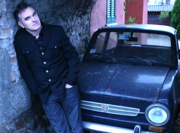 Rock Star Cars Morrissey