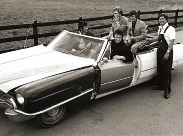 Rock Stars Cars Johnny Cash