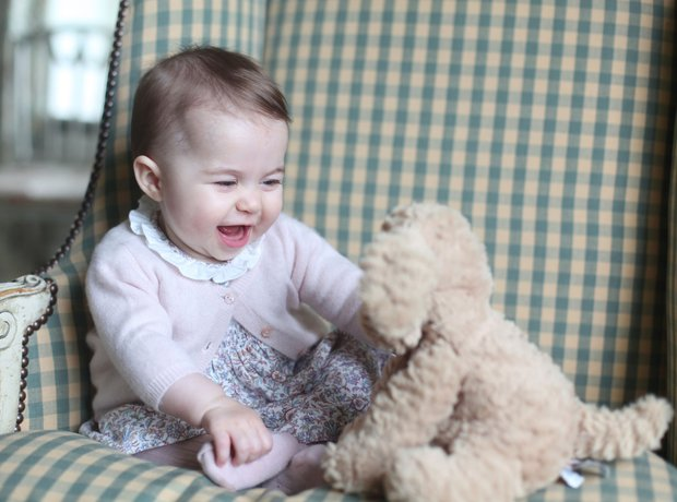 Royal Baby Princess Charlotte