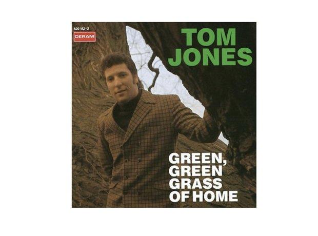 Tom Jones - Green, Green, Grass Of Home