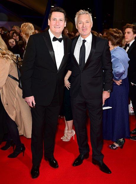 Tony Hadley and Martin Kemp